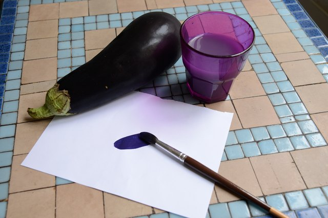Colors That Go With Eggplant