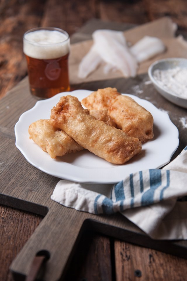 How to Make Beer-Battered Fish