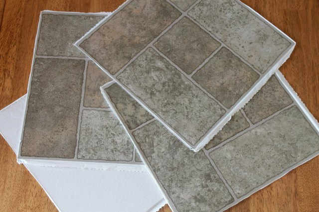 Problems With Vinyl Self Stick Floor Tiles With Pictures Ehow