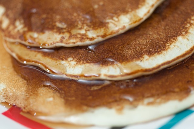 How to Cook Pancakes With Pancake Mix