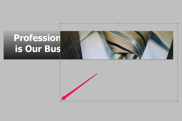 how to create online banner in photoshop