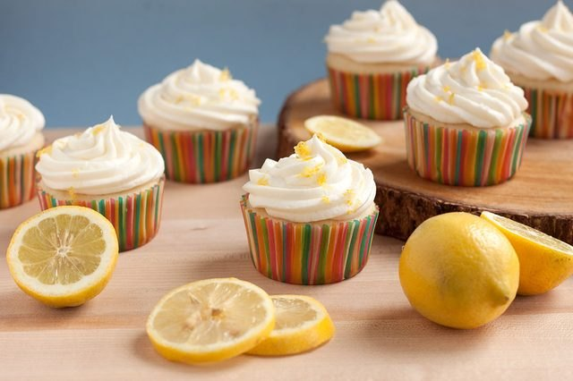 The lemon juice and fresh lemon zest are enough to bring out the fruit's subtle and delicious flavors.