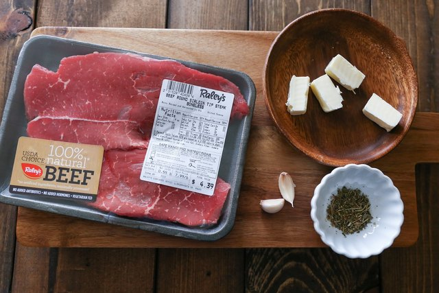 How to Cook Sirloin Tips on a Stove (with Pictures) | eHow