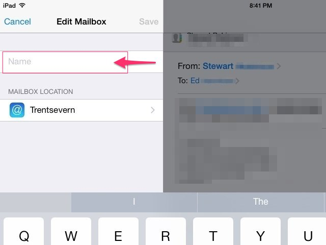 how to save emails on ipad as pdf