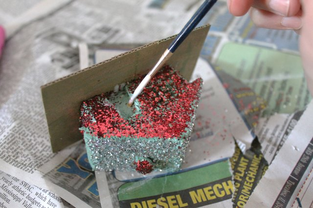 How To Make Your Own Houses For Your Christmas Village Ehow