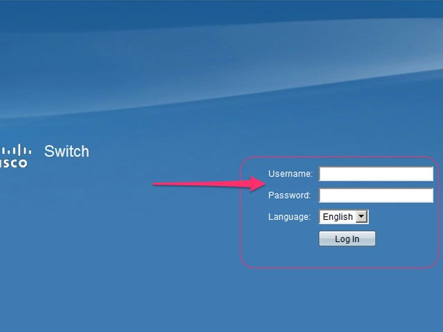 how to change password cisco router