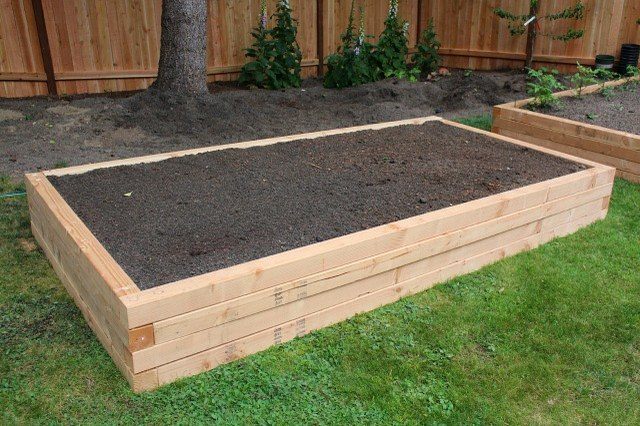 How To Plant A Raised Vegetable Garden Ehow