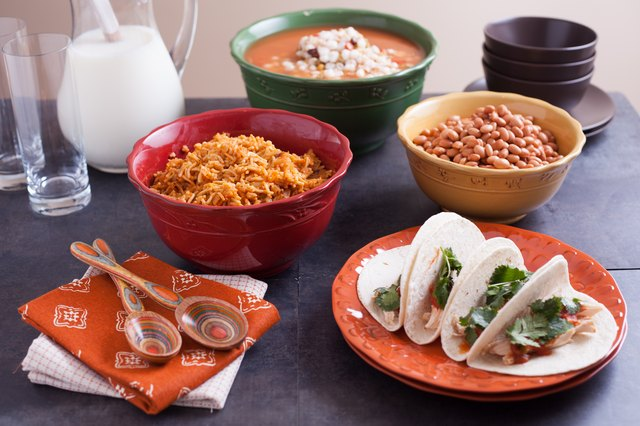 How to Create an Authentic Mexican Buffet