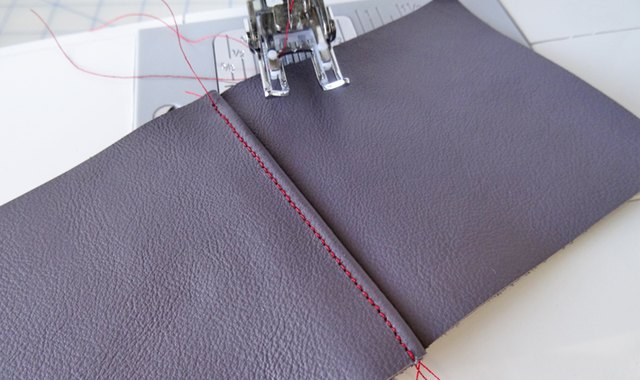 sewing machine that can sew leather