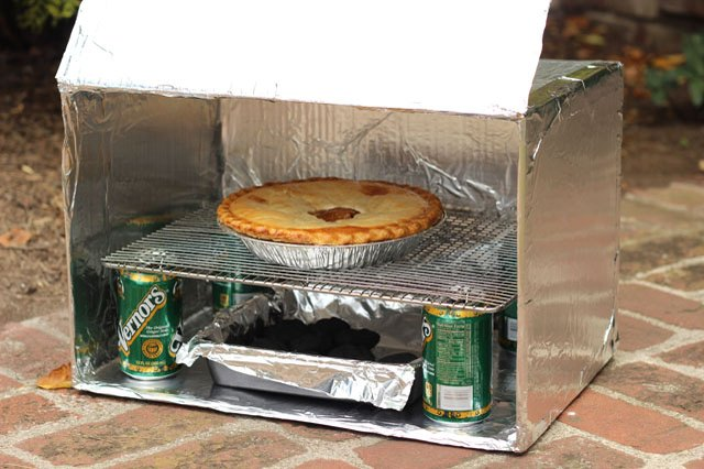 How To Make A Camp Oven Ehow