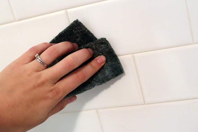 How To Remove Black Mold From Shower Walls With Pictures