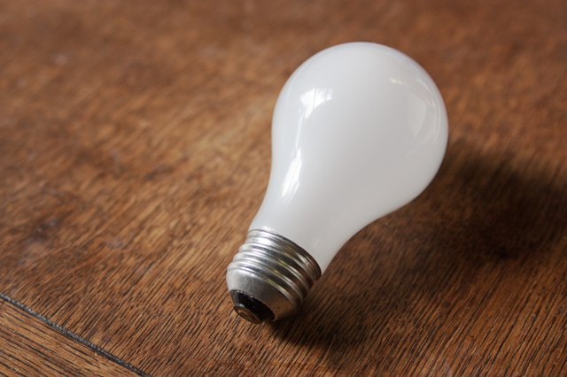 Parts of the Light Bulb