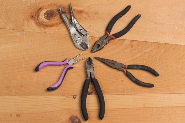 Different Types of Pliers & Wire Cutters