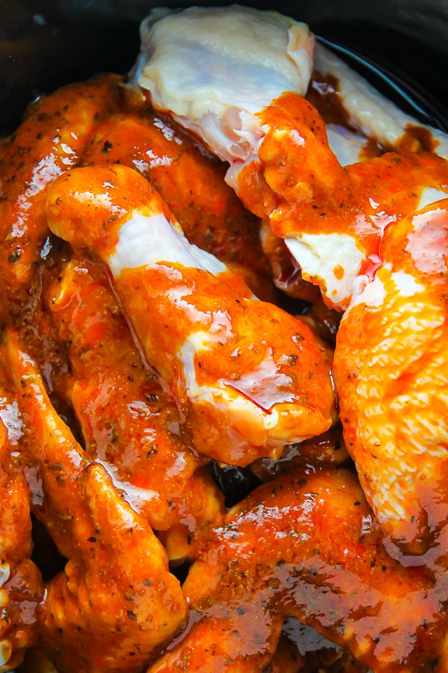 How To Cook Chicken Wings In A Slow Cooker Ehow