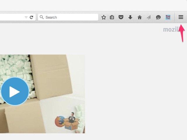 how to allow pop ups on mac firefox