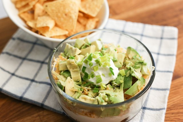 How to Make Seven-Layer Dip