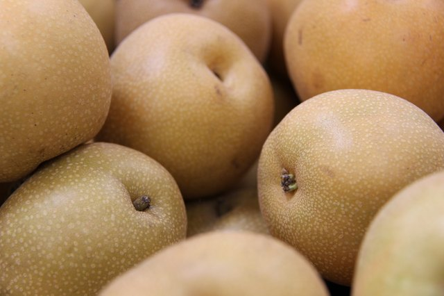 How to Tell If an Asian Pear is Ripe