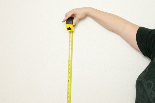 The Height To Hang Decorative Shelves On A Wall Ehow