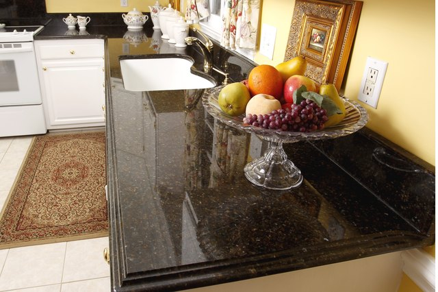 What Is Uba Tuba Granite With Pictures Ehow