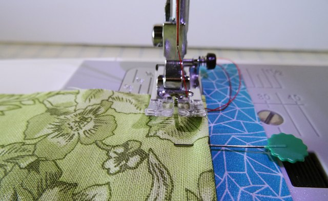 how to hem on sewing machine