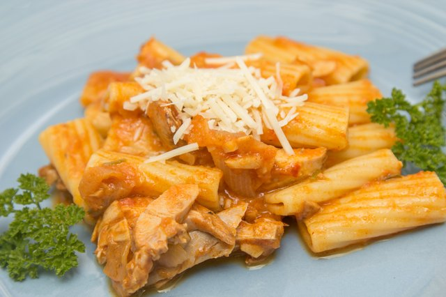 How to Make Vodka Sauce