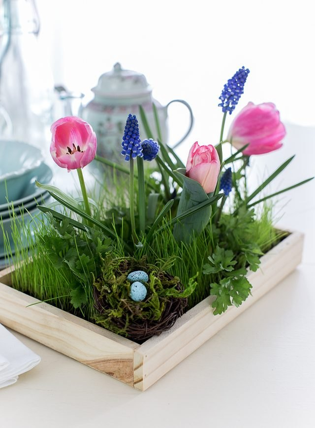 Cheap easy diy easter decorations your home needs ehow