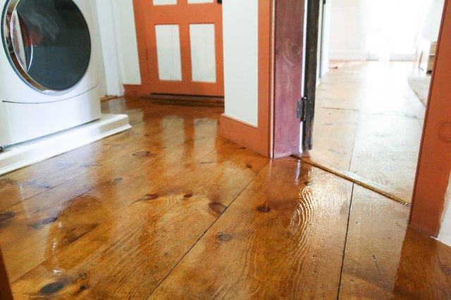 How to refinish old wood floors without sanding ehow for How to restore a hardwood floor without sanding