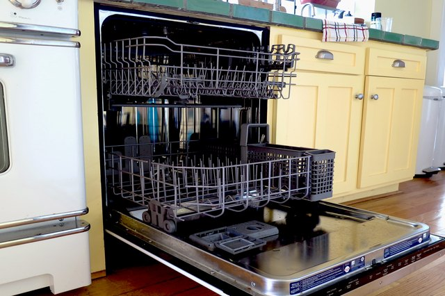 how to remove mold mildew from the interior of a dishwasher ehow. Black Bedroom Furniture Sets. Home Design Ideas