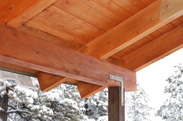 How to Design a Deck Roof