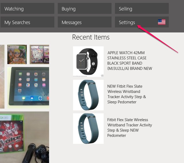 how to delete searched items