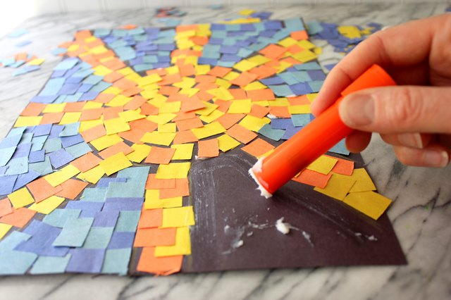 How to make roman mosaics for kids with pictures ehow - Diy fa r oma ...