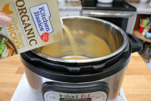 how to cook frozen chicken breasts in the instant pot