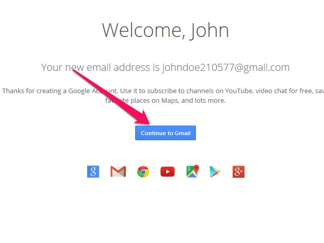 how to find my gmail address