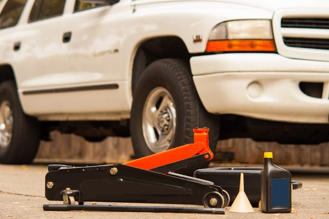 How to Fix a 3-Ton Hydraulic Floor Jack