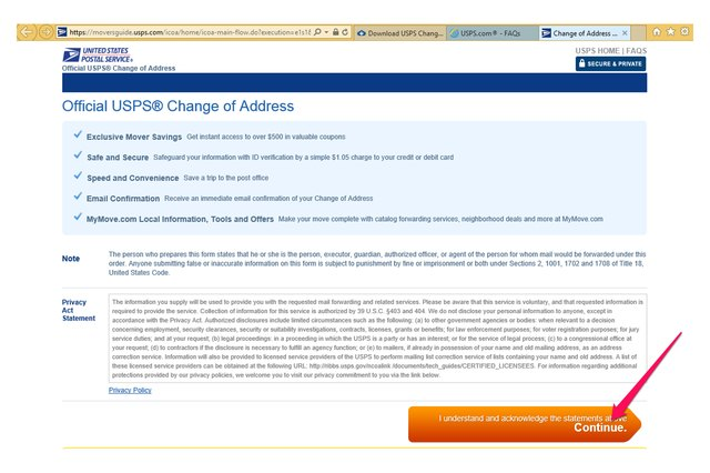 change addressTayloriser – Printable Change of Address Form