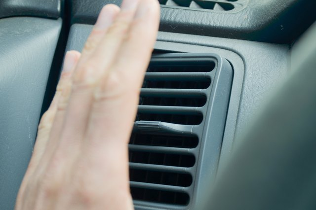 How to Recharge a Chevy Tahoe Air Conditioner