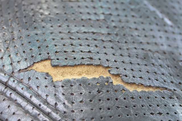 How to Repair a Hole in a Leather Car Seat
