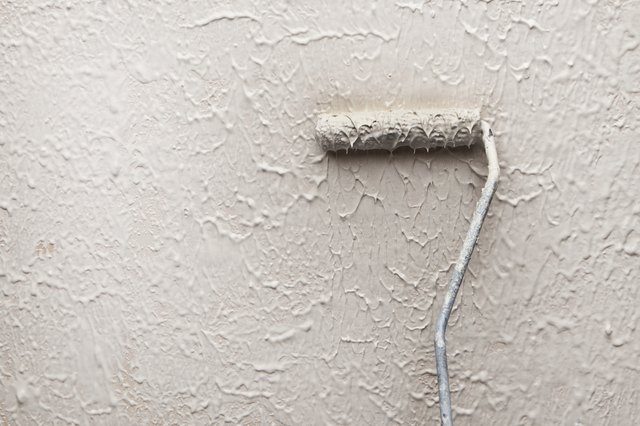 Wall Joint Compound : How to use joint compound texture walls with pictures
