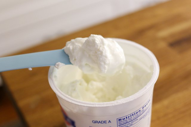 Use Greek yogurt as a cream substitute to make ice cream, much healthier and a lovely flavour. Mix through a salad with diced vegetables and mixed beans. Mix with tinned or steamed fish, break into flakes, stir through yogurt and serve with pasta, potato salad, crisp green salad, or on toast.