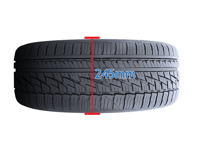 how to read and understand tire sizes