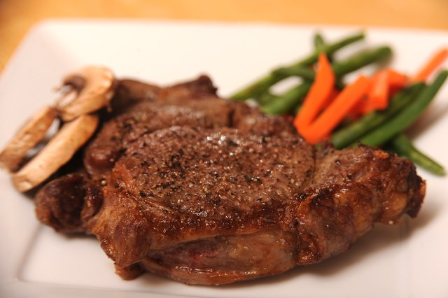 How to Cook a Delmonico Steak Cut