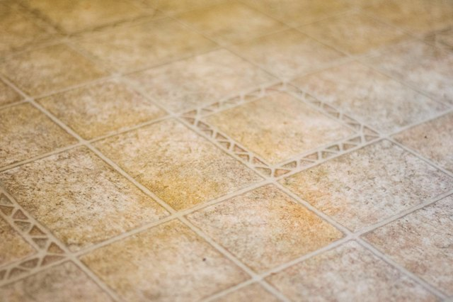 How To Remove Stains From Linoleum With Pictures Ehow