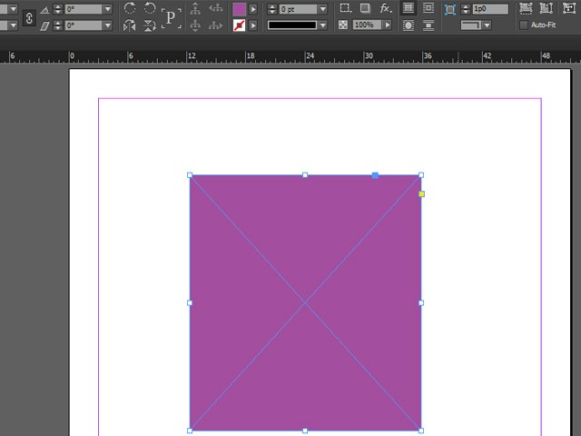 how to create background in adobe indesign