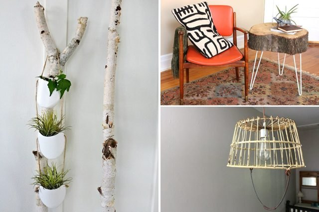 Try these rustic DIY projects.