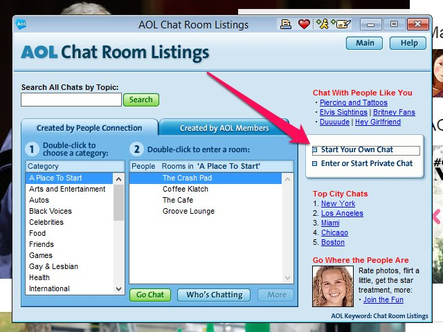 adut chat rooms