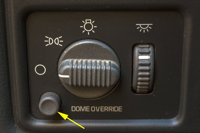 Dome Light Comes On With Door Handle Can This Be Stopped
