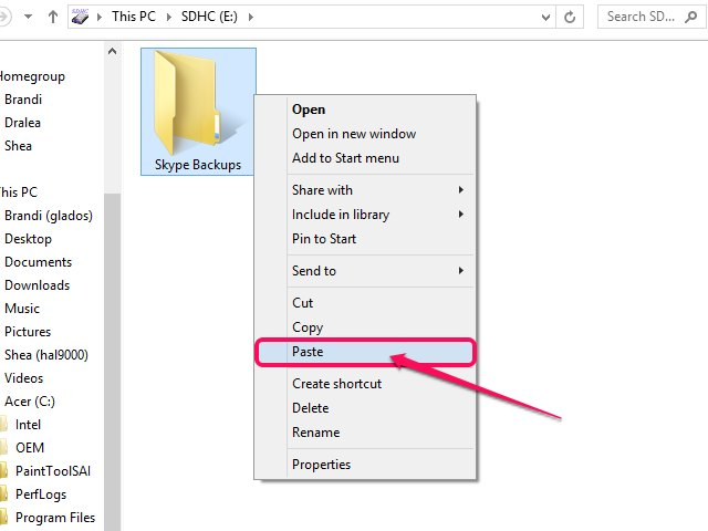 How to Archive Skype Messages   eHow