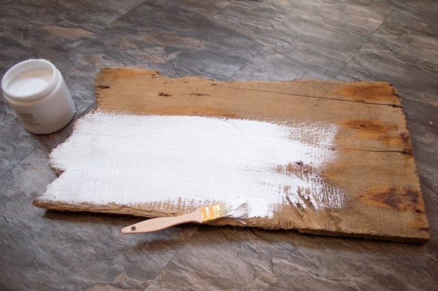 Can You Use White Acrylic Gesso As A Paint