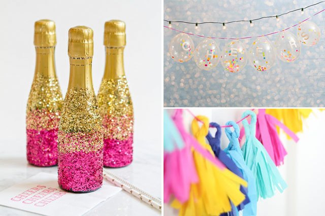 13 Simple New Yearu0027s Eve Party Decorating Ideas | EHow