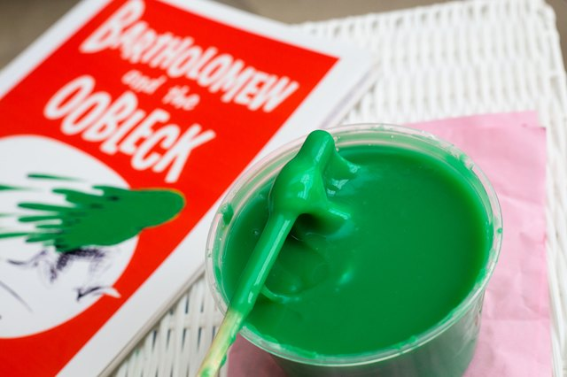 How to Make Oobleck